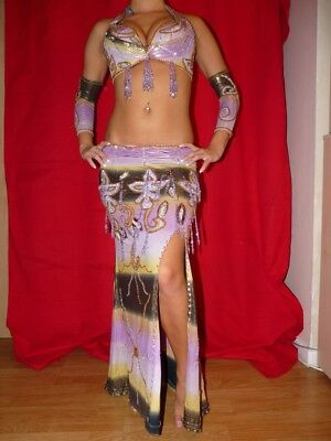 Professional Belly Dance costume in excellent condition. Worn only once.