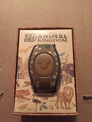 Disney Parks Animal Kingdom 20th Anniversary Magic Band MagicBand 2 Limited NEW
