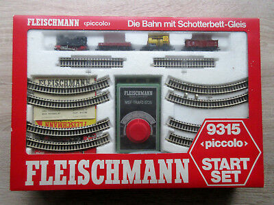 Fleischmann N, 9315 <piccolo> Start-Set, in OVP