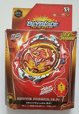 Beyblade Burst SUPER Zetsu B-117 Revive Phoenix Flame Brand UK