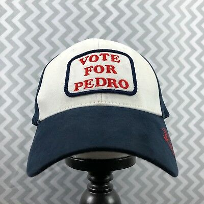 Vote for Pedro Napoleon Dynamite Flexfit Cotton OSFM Hat Cap NNT(41)