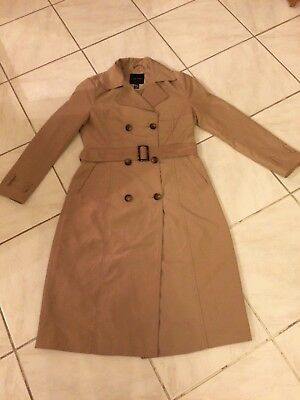 IMPERMEABLE **TRENCH COAT TRES TENDANCE ** Taille: 42 44