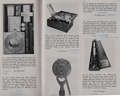 Scientific Instruments - Watches - Clocks : Sotheby's Auction Catalogue