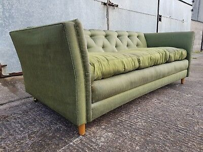 Greaves and Thomas Bed Settee