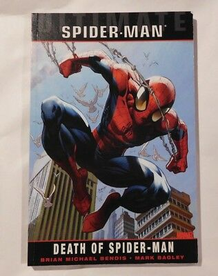 Ultimate Comics Spider-Man: Death of Spider-Man: Bendis & Bagley 2011