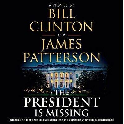 The President Is Missing By Bill Clinton, James Patterson (AUDIO BOOK)