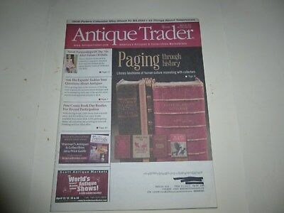 Antique Trader Magazine - March 20, 2013 - Literary History; Make-up Dolls
