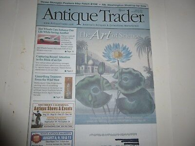 Antique Trader Magazine - July 24, 2013 - Botanical Prints; Wild West Treasures