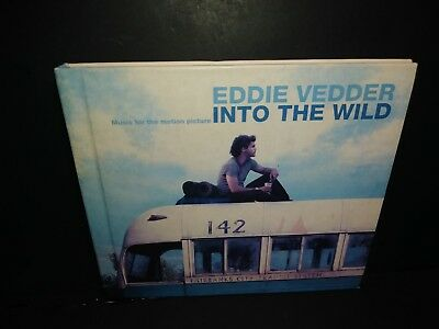 Into The Wild by Eddie Vedder (CD, Sep-2007, J Records) NO MUSIC CD CASE ONLY