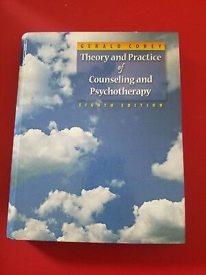 Theory And Practice Of Counseling And Psychotherapy Gerald Corey 8th