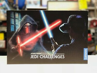 Lenovo Star Wars Jedi Challenges VR Headset (like new!)