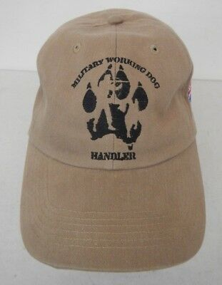 PLATATAC Military Working Dog Handler  OPERATION ASTUTE Custom Cap