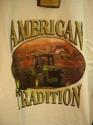 John Deere American Tradition T-Shirt - Size X-Large - New