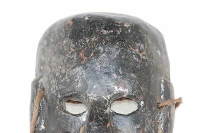 Old Style Antique New Wooden African Mask Decorative Collectible I-29