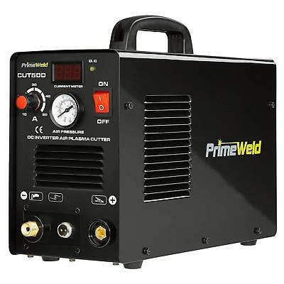 PRIMEWELD Premium & Rugged 50A Air Inverter Plasma Cutter Automatic Dual Voltage