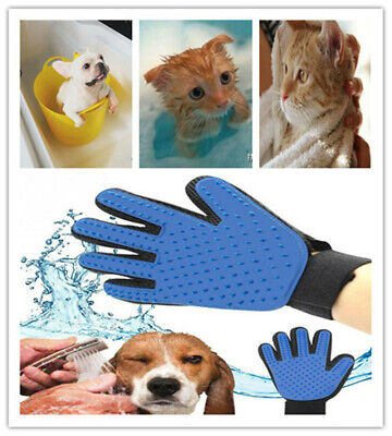 Grooming Massage Bath Magic Glove Cleaning Comb Brush for Dog Cat