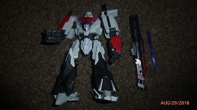Transformers Generations War for Cybertron Megatron Deluxe Figure Complete