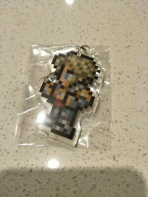 Final Fantasy limited edition pixel keychain: Vaan
