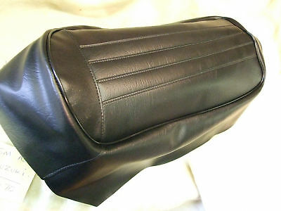 SUZUKI AS50 1967-70 SEAT COVER and STRAP BEST QUALITY