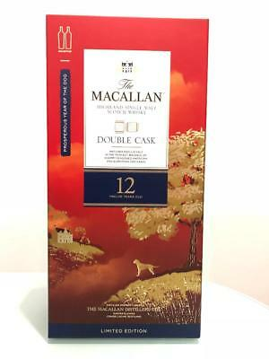 The Macallan 12 Year Old Double Cask Limited Edition (RARE) Sherry Seasoned A...
