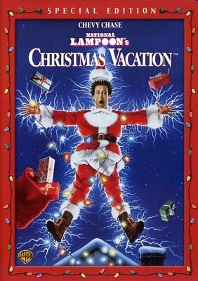 National Lampoon's Christmas Vacation Special Edition Chevy Chase DVD PG-13 NEW