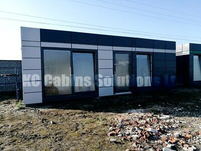 Modular Building Portable Cabin portable office KC Cabins Solutions Ltd