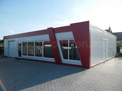 New Modular Building Portable Cabin portable office Price for one sq m