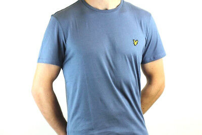 Lyle & Scott - Crew Neck T-Shirt - Indigo Blue - TS400V