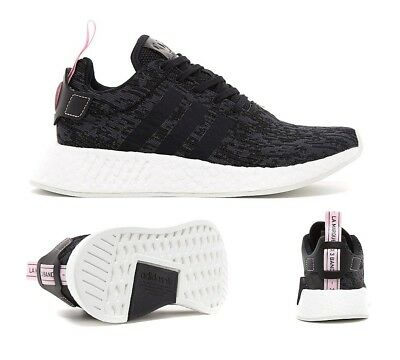 7c985da423f4 WOMENS ADIDAS NMD R2 Ash Pink White Trainers RRP £109.99 - £54.99 ...