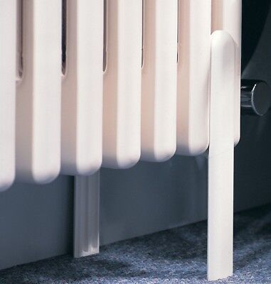 Acova Radiator Floor Support Supports Legs Stand Stands Pack Of 3 Free P&P