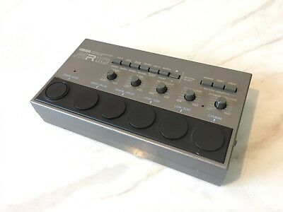 YAMAHA MR10 Analog Drum Machine Personal Studio System MR-10