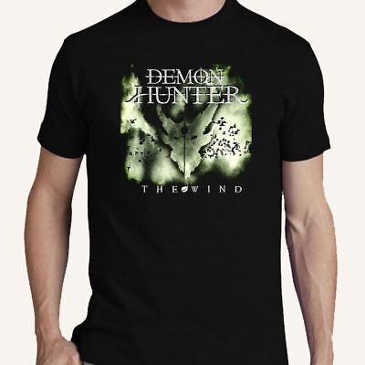 Demon Hunter the wind metalcore band S M L XL 2XL 3XL T-shirt tee The Showdown