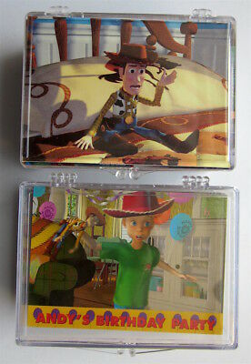 Disney's Toy Story  - Trading Card Sets 1 + 1.1 - 1995/96 SkyBox / Fleer
