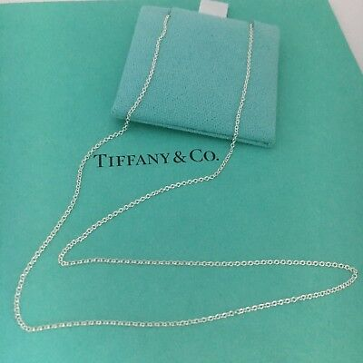8a05b82ff BEAUTIFUL STERLING SILVER Tiffany & Co. Heart Tag bracelet and 16 ...