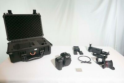 Canon EOS 5D Mark III 22.3MP Digital SLR Camera (Body Only) CASE and Accessories