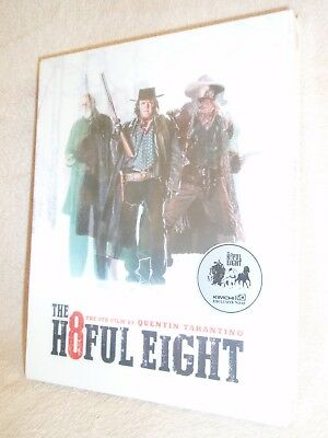The Hateful Eight SteelBook [Blu-ray: Region Free, KimchiDVD, Lenticul] 959/1250