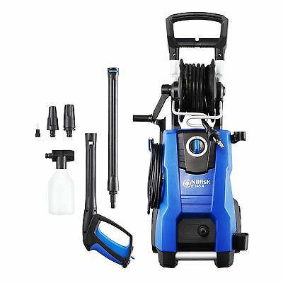 Brand New Nilfisk E 145 Bar Powerful Pressure Washer 2100W - 128471186