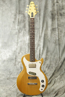 GIBSON USA / MARAUDER 1975 Vintage NATURAL Electric guitar with HardCase