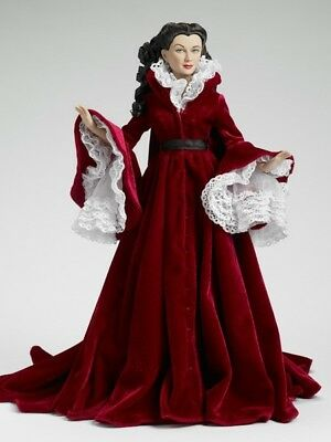 """Scarlett O'hara Vivien Leigh """" Fire Of Atlanta""""  Tonner Gone With The Wind Doll"""