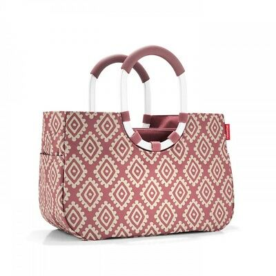 reisenthel loopshopper M diamonds rouge