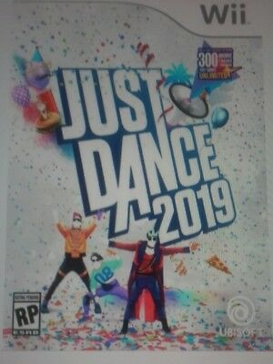 just dance 2019 wii CHEAP PRICE AND FREE POSTAGE