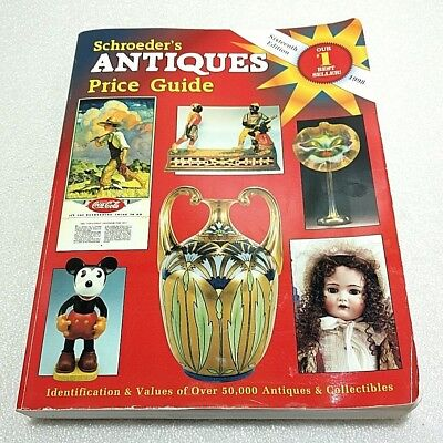 1998 Schroeder's Antiques Price Guide, Paperback