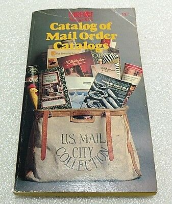 1983 Direct Magazines, Catalog Of Mail Order Catalogs, Paperback