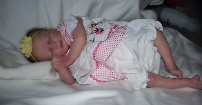 Reborn Baby Realborn True To Life Like Looking Baby  Realborn Sleeping Ashley