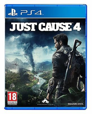 Videogames Just Cause 4 Playstation 4 Ps4 Ita