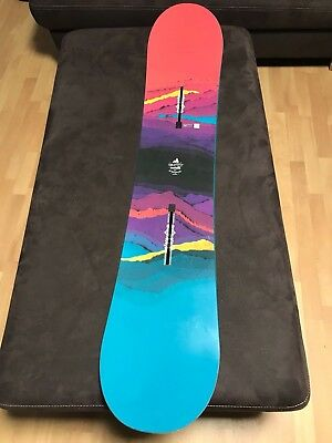 Burton Feelgood Small Flying V All Mountain Freestyle 140cm wie NEU!