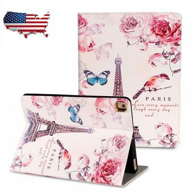 iPad 9.7 Case,PU Leather Case,Multi-Angle Viewing,Magnetic Stand Smart Cover NEW