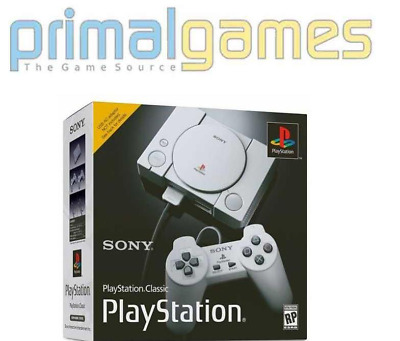 Sony Playstation 1 Classic Mini Konsole inkl 2 Controller sofort versandbereit