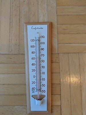 Antique Taylor Comfortmeter Thermometer-Mint Condition-Free Shipping