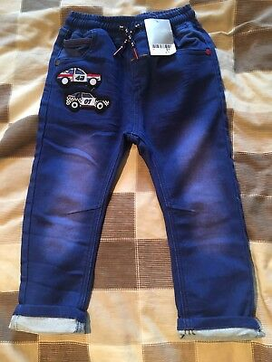 Next Boys Jeans Age 2-3 Years
